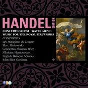 Handel Edition Volume 9 - Orchestral Music Songs