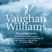 Vaughan Williams : Symphonies Nos 1 - 9 & Orchestral Works Songs
