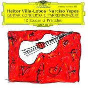 Villa-Lobos: Concerto for Guitar and Small Orchestra Songs