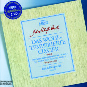 Bach The Well Tempered Clavier Book Ii Songs