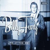 Billy Fury Live At The Bbc Songs