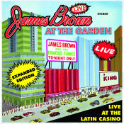 Live At The Garden Expanded Edition Songs