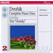 Dvorak Complete Piano Trios Songs