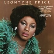 Leontyne Price - Prima Donna Vol. 5: Great Soprano Arias From Handel To Britteni Songs