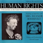 Human Rights: A Documentary On The United Nations Declaration Of Human Rights Songs