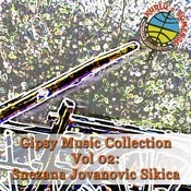Gipsy Music Collection Vol. 02: Snezana Jovanovic Sikica Songs