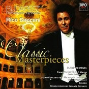 Ravel - Piano Concertos, Bolero, Pavane Songs