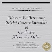 Moscow Philharmonic Soloist Concert Ensemble Plays Lacome, Moszkowski & Strauss II Songs
