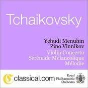 Pyotr Il'yich Tchaikovsky, Violin Concerto In D, Op. 35 Songs