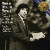 Mozart: Piano Concertos Nos. 19 & 23 Songs