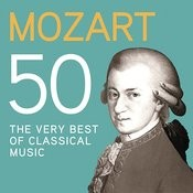 Mozart 50, The Very Best Of Classical Music Songs