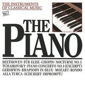 The Instrument Of Classical Music - The Piano Songs