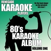 80's Karaoke Album Volume One Songs