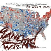 The Atlas Of Cancer Songs
