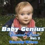 Baby Genius Classical Piano Vol. 2 Songs
