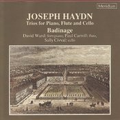 Haydn: Trio For Piano, Flute & Cello Songs