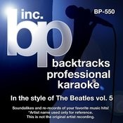 I'm Happy Just To Dance With You (Instrumental Track With Background Vocal)[Karaoke In The Style Of The Beatles] Song