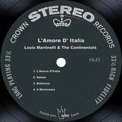 L'amore D' Italia Songs