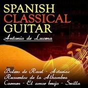 Spanish Classical Guitar Songs