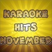 Karaoke Hits November Songs