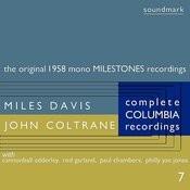 The Original 1958 Mono Milestones Recordings: The Complete Columbia Recordings Of Miles Davis With John Coltrane, Disc 7 Songs