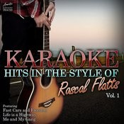 Here (In The Style Of Rascal Flatts) [Karaoke Version] Song