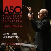 Piston: Symphony No. 4 Songs