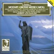 Mozart: Great Mass in C minor K.427 Songs