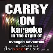 Carry On (In The Style Of Avenged Sevenfold) - Single Songs