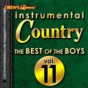 Instrumental Country: The Best Of The Boys, Vol. 11 Songs