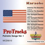 America The Beautiful (In The Style Of Traditional (Karaoke Version Instrumental Only)) Song