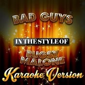 Bad Guys (In The Style Of Bugsy Malone) [Karaoke Version] - Single Songs