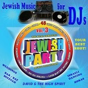 Jewish Music For Djs, Vol. 3 Songs