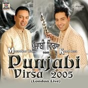 Punjabi Virsa 2005 (London Live) Songs