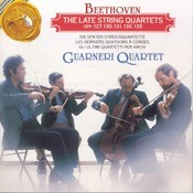 Beethoven: Late Quartets Songs