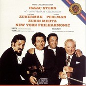 Isaac Stern:  60th Anniversary Celebration Songs