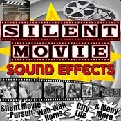 Silent Movie Sound Effects Songs