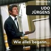 Udo Jürgens - Wie Alles Begann Songs