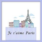 Je T´aime Paris Songs