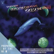 George Crumb: Voice of the Whale, Night of the Four Moons, Makrokosmos Vol. 2 Songs