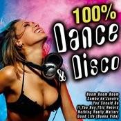 100% Dance & Disco Songs