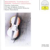 Beethoven: Violin Concerto / Haydn: Sinfonia concertante Songs