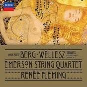 Berg: Lyric Suite For String Quartet (1926) - VI. Largo Desolato Song