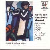 Mozart: Flute Quartets KV 285, KV298 / Trio: KV 229 Songs