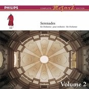 Mozart: The Serenades for Orchestra, Vol.2 (Complete Mozart Edition) Songs