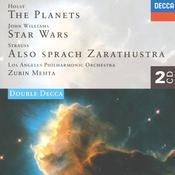 Holst: The Planets / John Williams: Star Wars Suite / Strauss, R.: Also sprach Zarathustra Songs