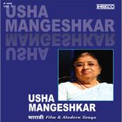 Usha Mangeshkar Marathi Film & Modern Songs Vol 3 Songs