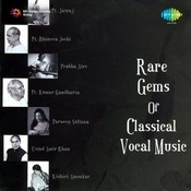 Rare Gems Of Classical Vocal Music Songs