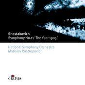 Shostakovich : Symphony No.11, 'The Year 1905' (-  Elatus) Songs