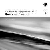 Janacek : String Quartets - Dvorak : Cypresses [Apex] Songs